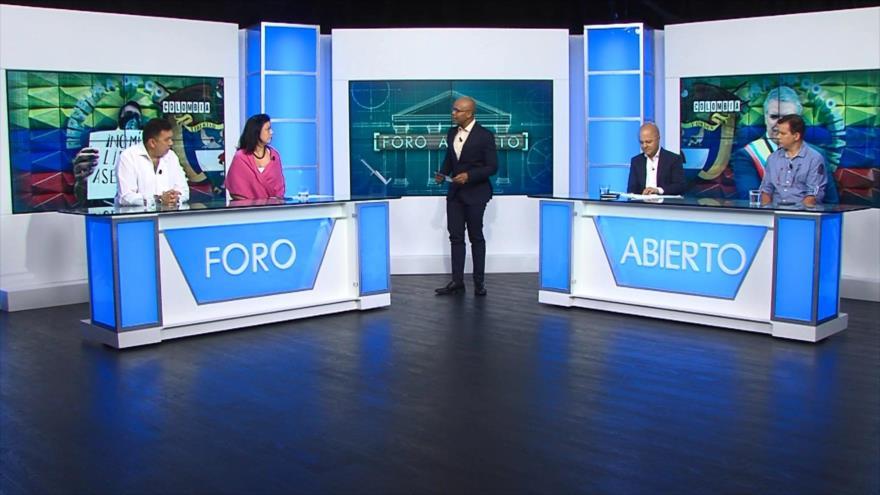 Foro Abierto; Colombia: La llegada de Iván Duque a la presidencia