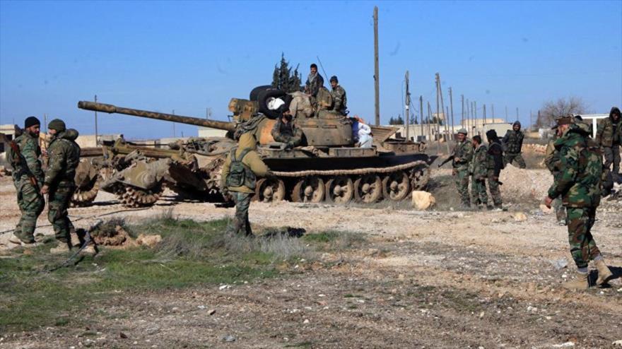 Fuerzas élite de Siria llegan a Idlib para una inminente ofensiva | HISPANTV