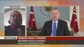 Cuadra: EEUU busca doblegar la economía turca con sanciones