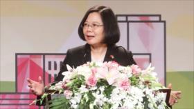 'El soberano Taiwán no cederá a las presiones de China'