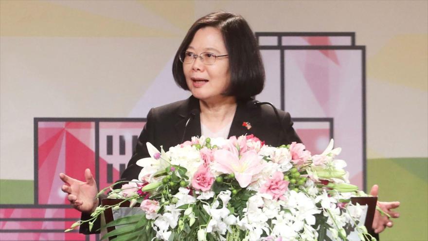 El Salvador rompe relaciones con Taiwán y las establece con China