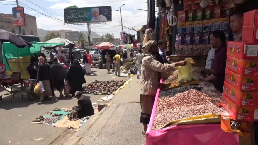 Los yemeníes celebran Eid al-Adha bajo la sombra de la guerra