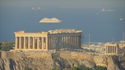 Fin a odisea del rescate para Grecia, pero la gente no lo festeja