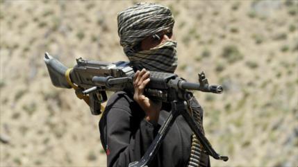 Talibán rechaza tregua para evitar 'prolongada presencia de EEUU'