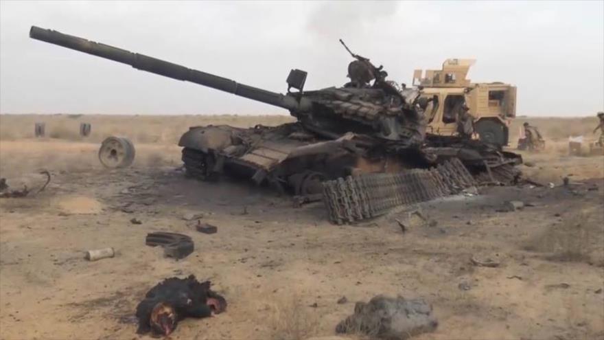 Vídeo: Yemen frustra masiva ofensiva de Arabia Saudí al sur de Saná