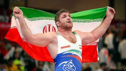 Irán gana su tercera medalla de oro en Juegos Asiáticos de 2018