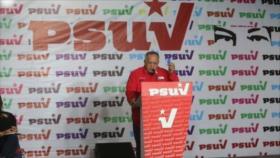 "Cabello asegura que ""primero se va Macri"" antes que Maduro"