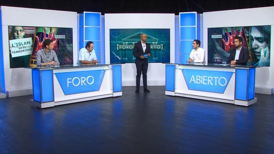Foro Abierto; España: Un año después de los atentados de Cataluña