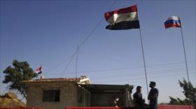 Siria propone abrir una oficina comercial en Crimea