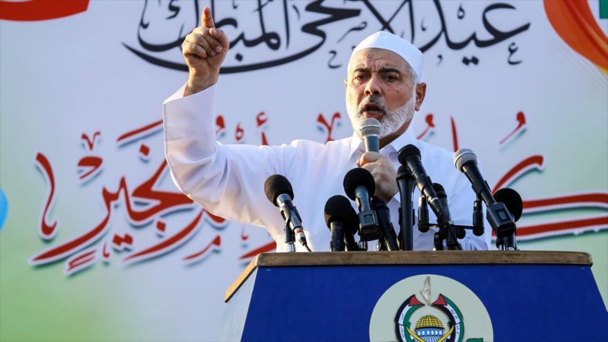 HAMAS tacha de 'muerto' plan de paz de Trump para Palestina