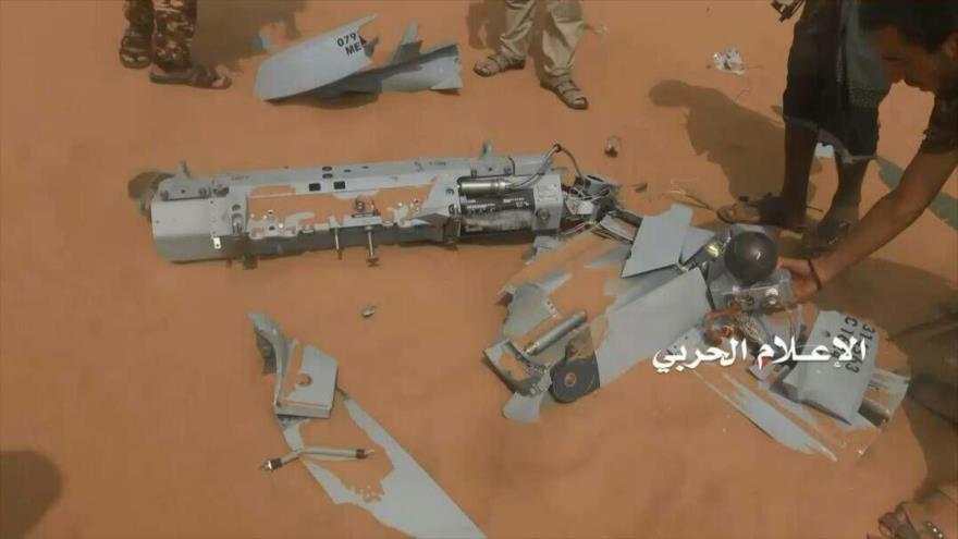 Ejército yemení derriba dos drones espías saudíes en Jizan