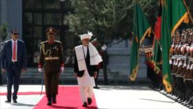 Presidente afgano vive de cerca un atentado en Kabul