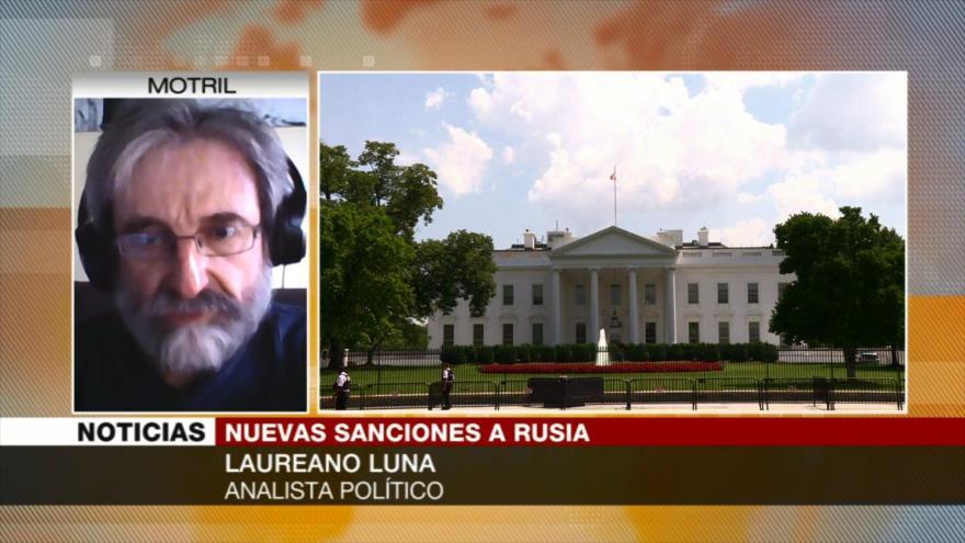 Laureano Luna: EEUU impone sanciones para mantener su monopolio