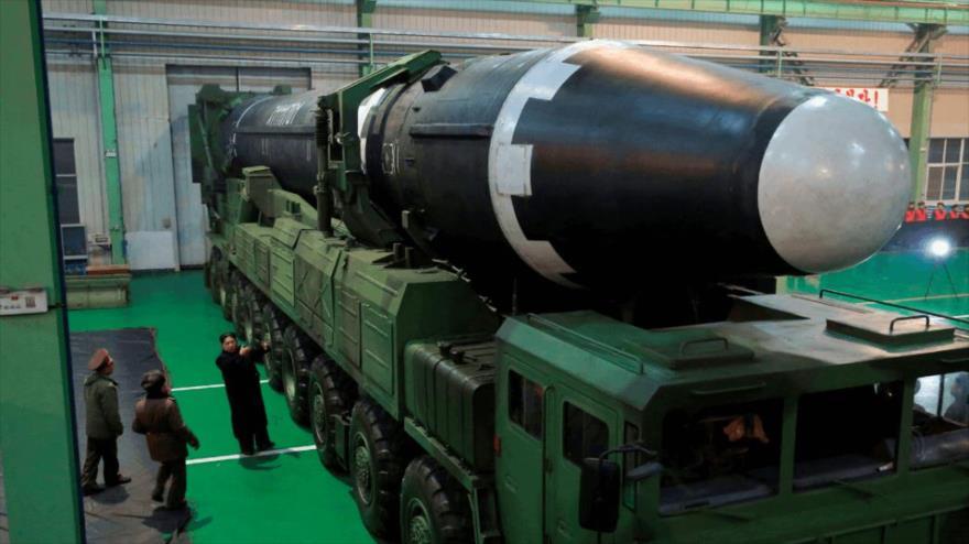 AIEA advierte de que Pyongyang no ha abandonado su programa nuclear