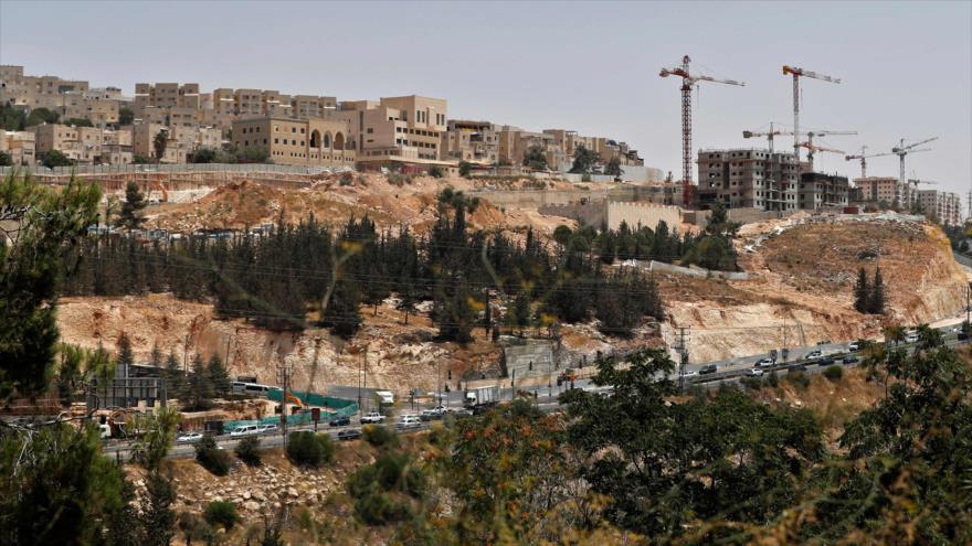 Palestina repudia construcción de 650 viviendas israelíes ilegales