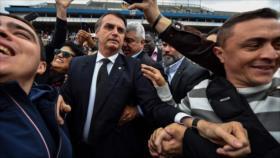 Diplomáticos de ocho países alertan sobre el 'Trump brasileño'