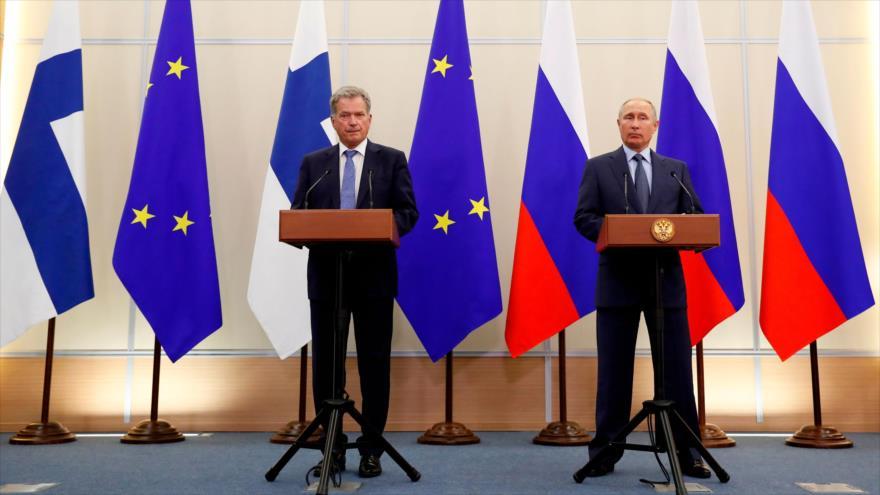 Putin: Rusia debe fortalecerse ante posible ataque de Estados Unidos