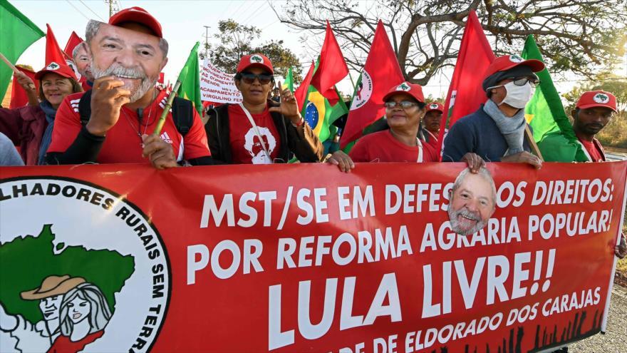 Candidatura de Lula. Cuestión catalana. Represión saudí