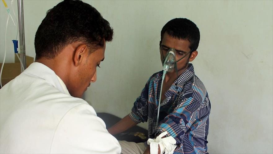 ONU advierte sobre tercera oleada de cólera en Yemen