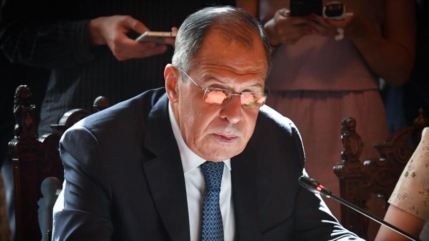 Lavrov a Bolton: Fuerzas foráneas no autorizadas deben abandonar Siria