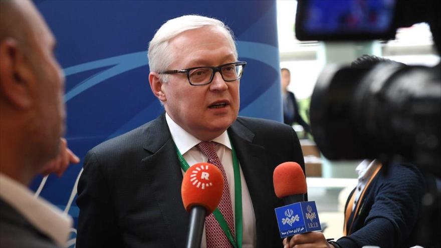 Rusia: EEUU no debe sentirse impune ni cómodo con sus sanciones
