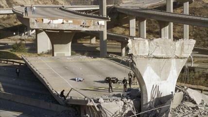 """Advierten de un """"gran terremoto"""" capaz de destruir California"""