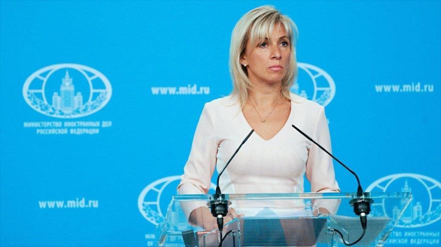"Rusia insta a EEUU a acabar con su presencia ""ilegal"" en Siria"