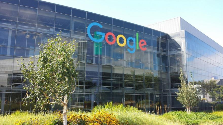 "Google bloquea decenas de cuentas ""vinculadas a Irán"""