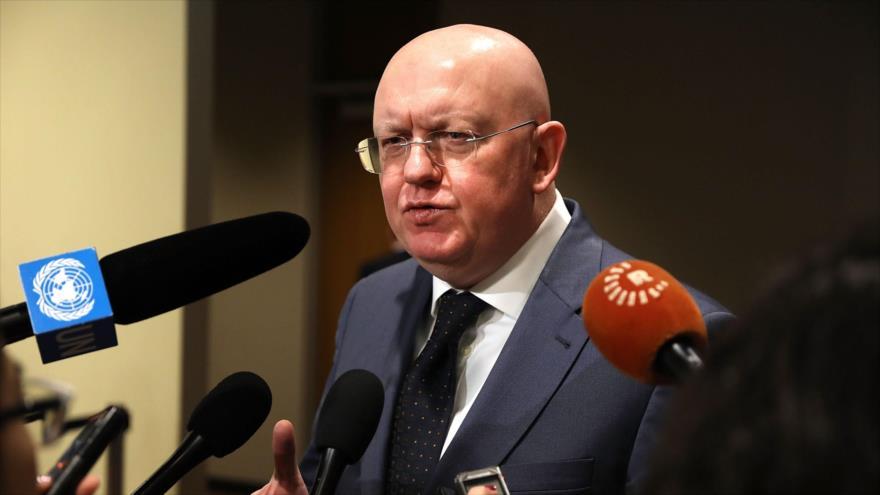 Moscú promete bloquear propuesta antirrusa de EEUU en la ONU