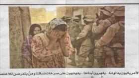 Civiles sirios denuncian presencia militar de EEUU en Al-Raqa