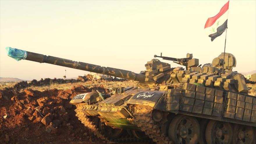 Vídeo: Siria envía convoy a Latakia para ofensiva antiterrorista