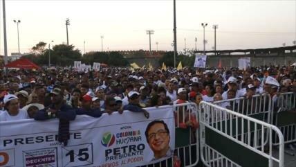 CNE rechaza la personería jurídica al movimiento Colombia Humana