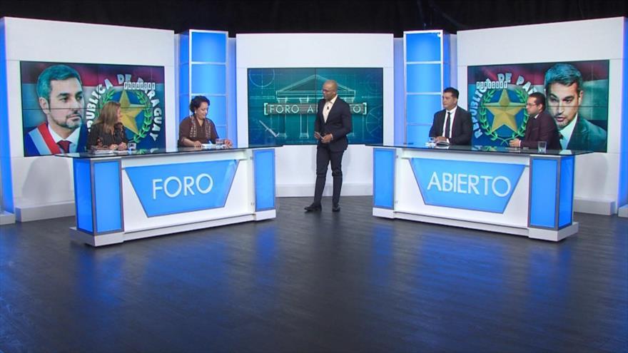 Foro Abierto; Paraguay: Mario Abdo Benítez llega a la Presidencia