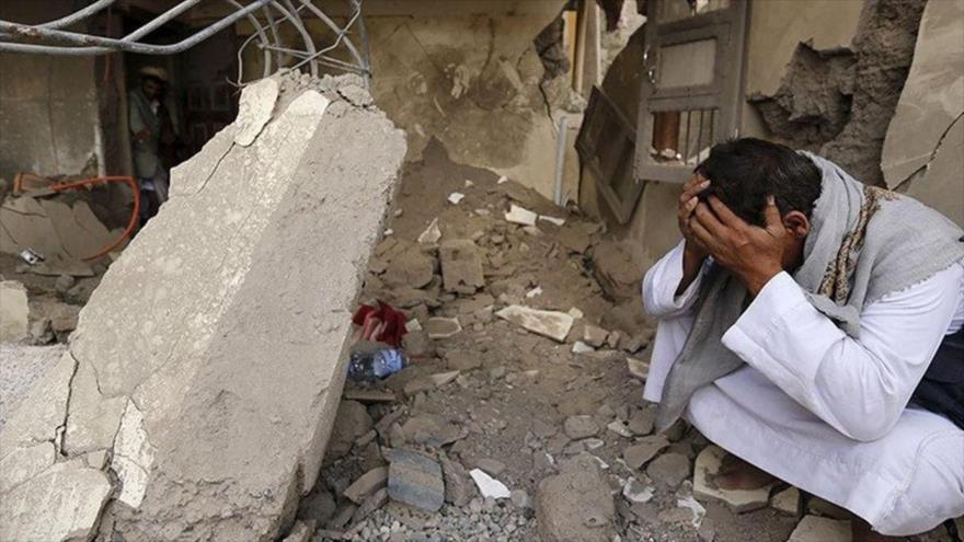 HRW: Arabia Saudí está encubriendo crímenes de guerra en Yemen