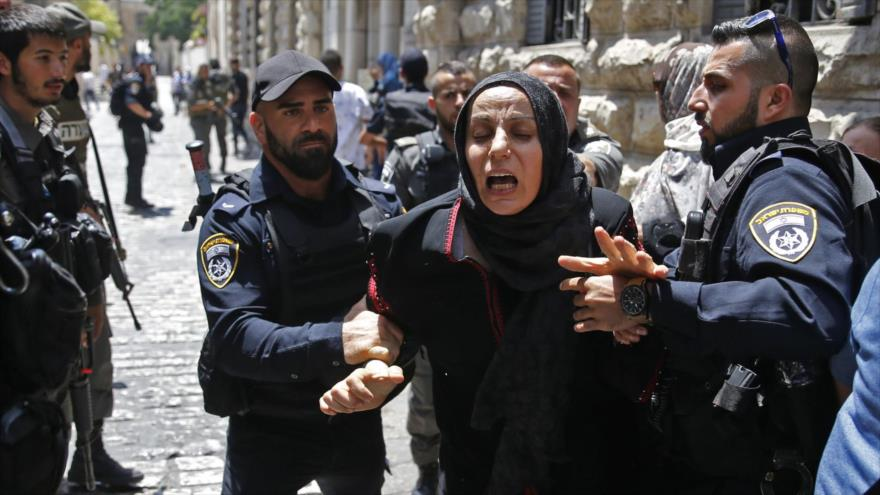 """Palestinas viven el infierno en """"excursión"""" en cárceles israelíes"""