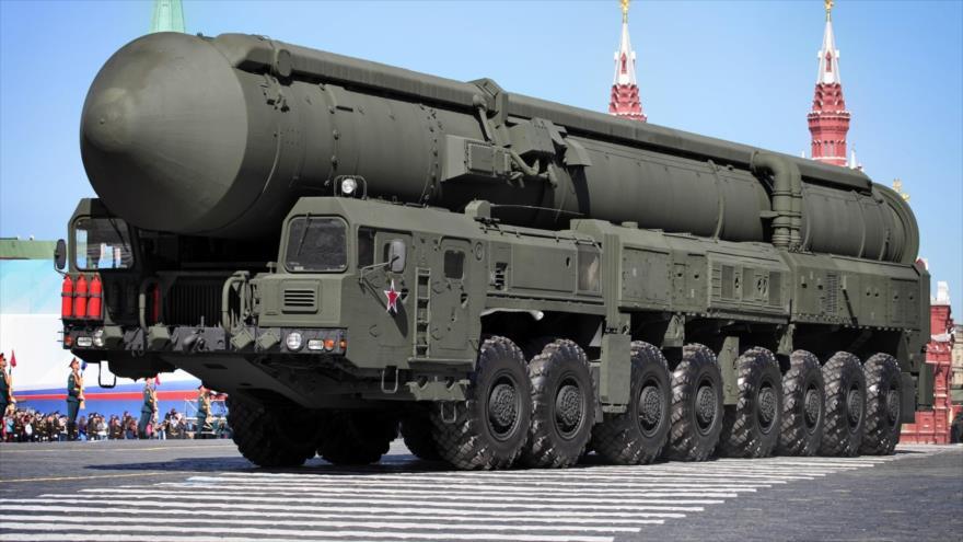 Diputado ruso pide retar a EEUU enviando armas nucleares a Siria