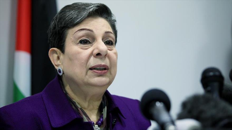 OLP denuncia el chantaje de EEUU en cancelar ayuda a palestinos