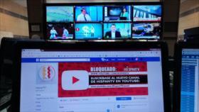 Irán denuncia censura en redes sociales contra sus medios