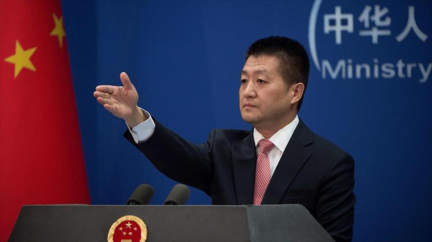 China se dice 'muy preocupada' por palabras 'irresponsables' de Trump