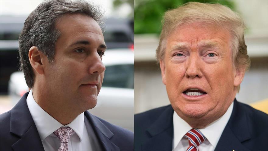 Sondeo: Revelaciones de Cohen ponen en riesgo presidencia de Trump