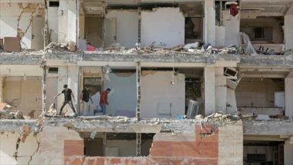 Terremoto de magnitud de 6,1 sacude el oeste de Irán