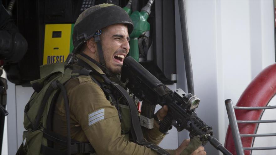 Vídeo: soldado israelí llora y se niega a ir a Gaza por miedo a morir