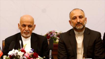 Dimiten 2 ministros en Afganistán por diferencia con el Gobierno