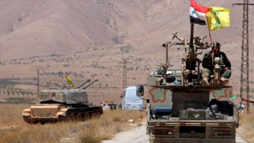 Damasco pide a Hezbolá quedarse en Siria, incluso tras la guerra