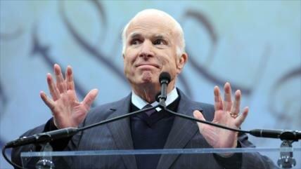 Revelan último deseo de McCain: Que Trump no asista a mi funeral