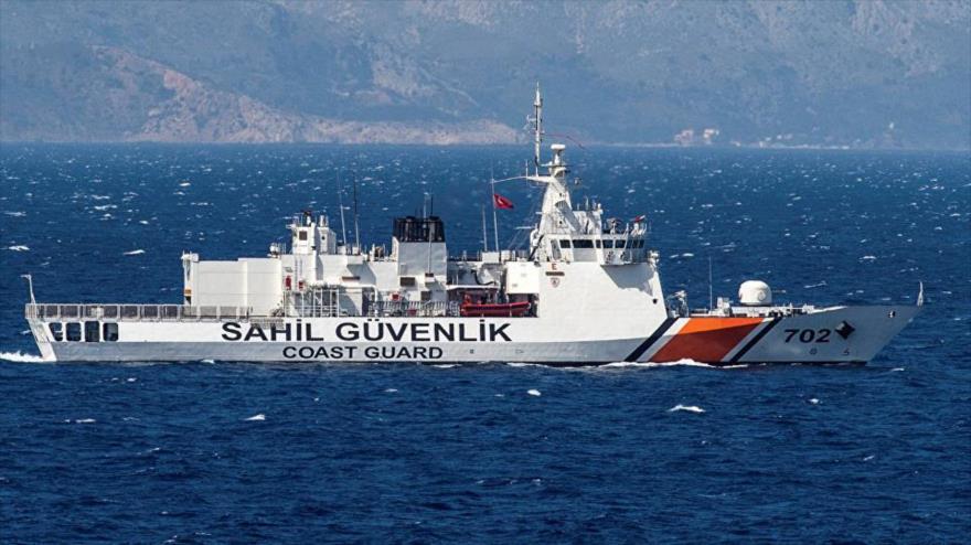 OTAN sospecha que 50 barcos vigilan a militares de EEUU cerca de Grecia
