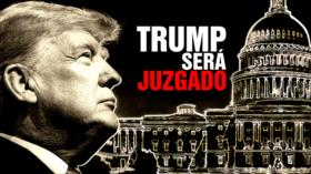 Detrás de la Razón: Porno, mujeres y criminales rodean a Trump; el gran juicio del presidente de EEUU