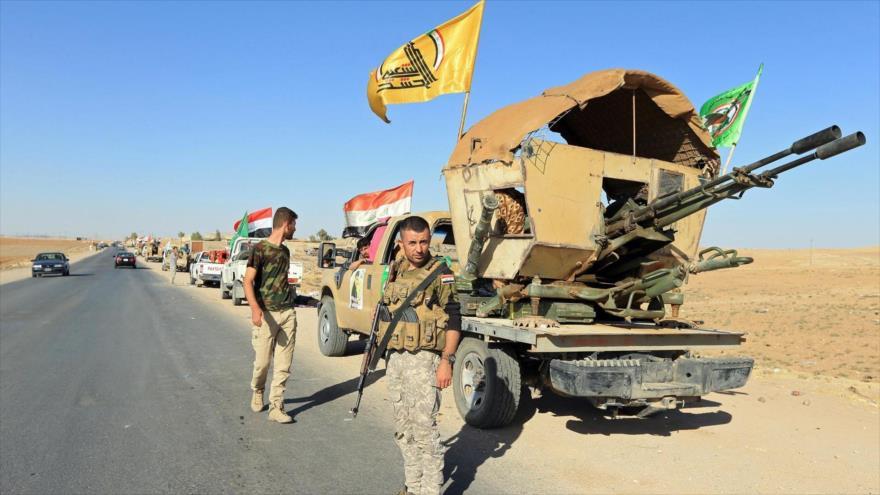 Informe: EEUU presiona a Irak para disolver las fuerzas populares | HISPANTV