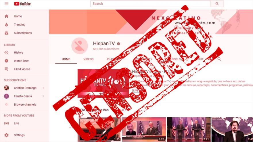 HispanTV, víctima de clara violación a libertad de expresión | HISPANTV