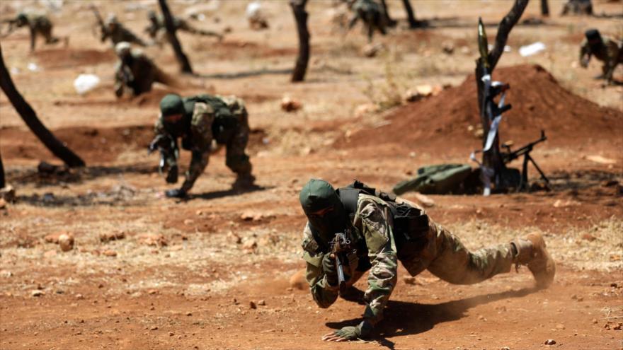 Terroristas crean centro de operaciones en Idlib contra Ejército sirio